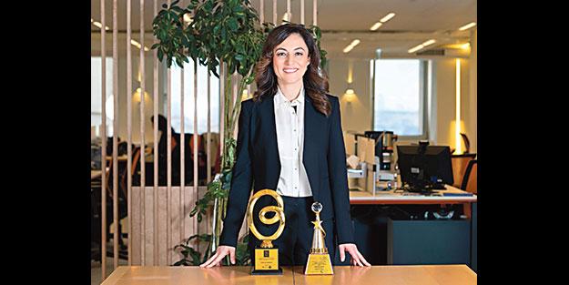 Banu İşçi Sezen'e 3. defa Liderlik Ödülü