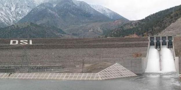 Barajlarda doluluk oranı yüzde 46,85
