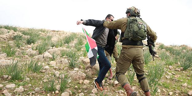 Barbarlardan Kudüs'ü teslim etmeyen Müslümanlara saldırı