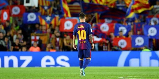 Barça yüzyılda bir ilki başardı!