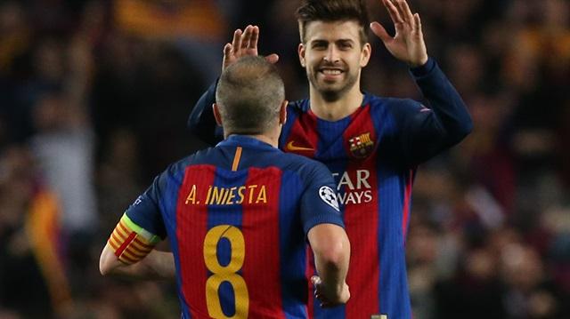 Barcelona Andres Iniesta'nın yerine adam arıyor