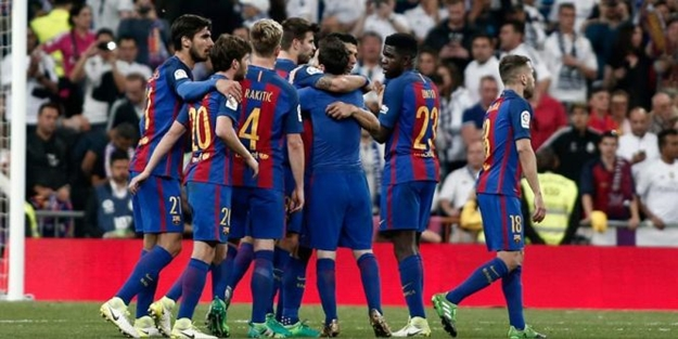''Barcelona bize şike teklifi etti''