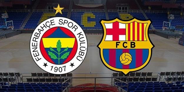 Barcelona Fenerbahçe Beko maçı ne zaman saat kaçta hangi kanalda? Euroleague 9. hafta