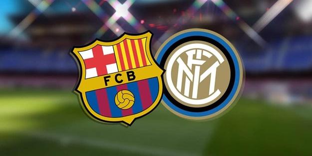 Barcelona İnter Şampiyonlar Ligi maçı ne zaman saat kaçta hangi kanalda? Şampiyonlar Ligi F Grubu