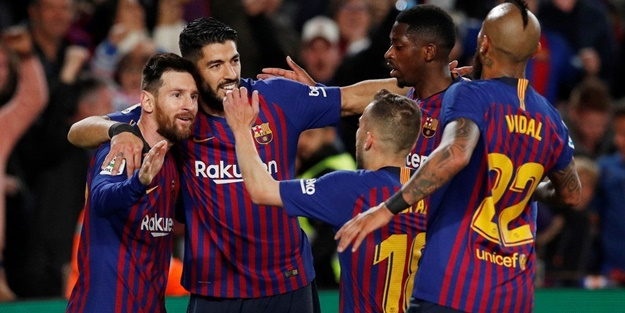 Barcelona Levante maçı ne zaman, saat kaçta, hangi kanalda?