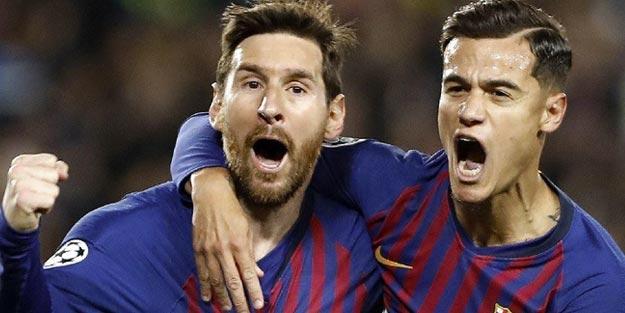 Barcelona Liverpool maç sonucu Barcelona-Liverpool maçı özeti