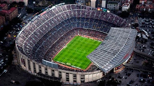 Barcelona Nou Camp için Türk şirketlerle görüşüyor