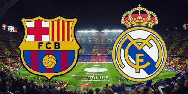 Barcelona Real Madrid maçı şifresiz mi? Barcelona Real Madrid maçı şifresiz izle