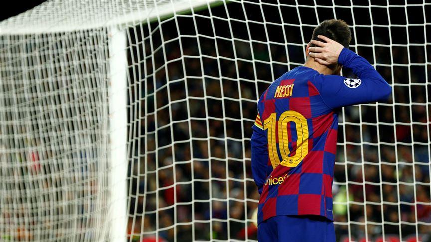 Barcelona sahasında Slavia Prag'la golsüz berabere kaldı