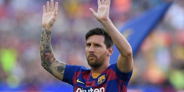 Barcelona'da Messi ayrılacak mı? Messi Inter'e mi transfer olacak?