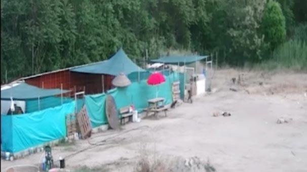 Keşan'da barınağa alınan 3 köpek yavrusunu öldürdüler!