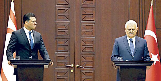 'Barış müzakereleri Rumların son şansı'