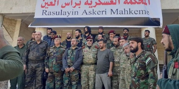 Barış Pınarı Harekatı bölgesinde askeri mahkeme kuruldu