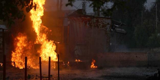 Barış Pınarı Harekatı bölgesine alçak saldırı
