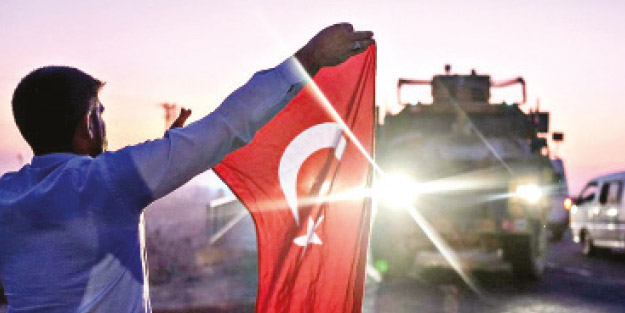 """""""Barış Pınarı Harekatı""""ndan rahatsız olanlar!"""
