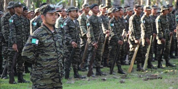 Barış süreci başladı! 30 bin savaşçı silah bırakıyor