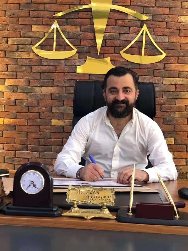 Baro Başkanı Adem Aktürk: