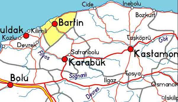 Bartın'da hangi köy ve mahalle karantinaya alındı?