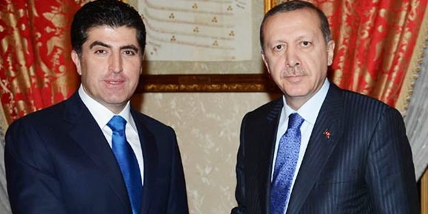 Barzani açıkladı! Bugün Erdoğan'la görüşeceğim