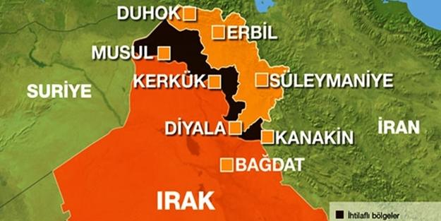 Barzani açıkladı: İran en zor zamanımızda...