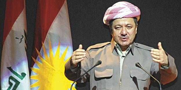 Barzani: Karar bizim, baskı kuramazsınız!