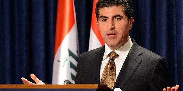 Barzani, Kazimi'ye desteğini açıkladı