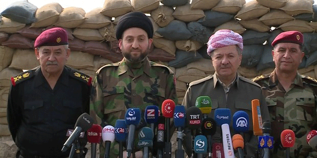 Barzani ve Hekim'den flaş 'Irak' açıklaması: Türkiye'yi istiyoruz ama…