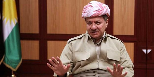 Barzani yönetimi 'Zeytin Dalı harekatı'nı kınamış!