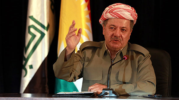 Barzani'den çatışmayı engelleme mesajı