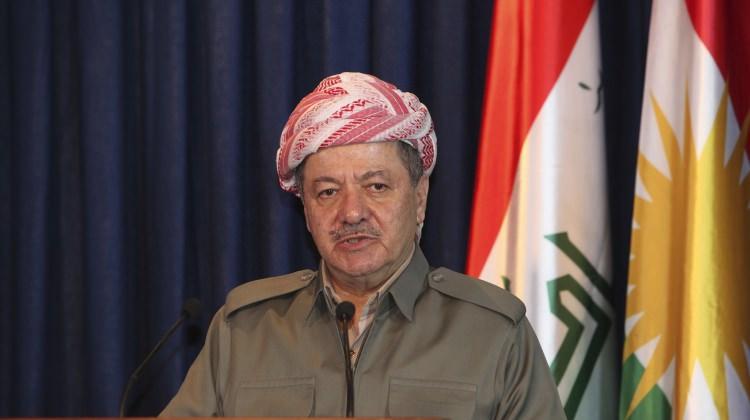 Barzani'den terör örgütü PKK'ya çağrı!
