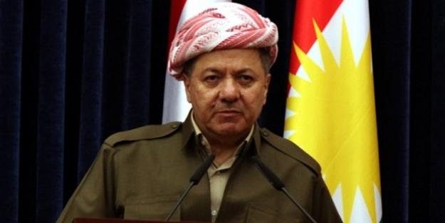 Barzani ABD'den açık açık istedi