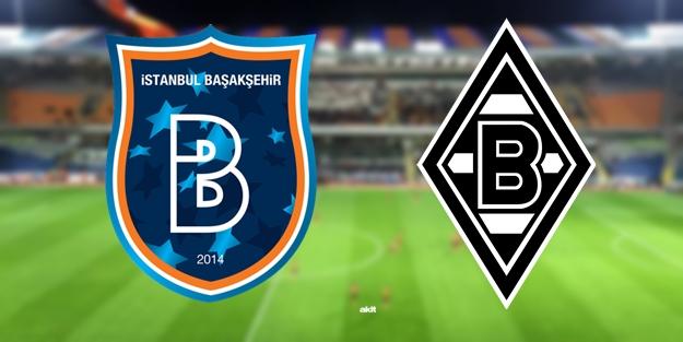Başakşehir Borussia Mönchengladbach maçı ne zaman saat kaçta? Başakşehir maçı hangi kanalda? UEFA Avrupa Ligi J Grubu