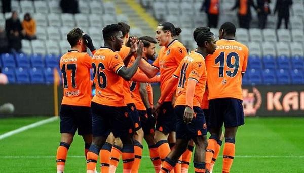 Başakşehir Yeni Malatyaspor maçı kaç kaç bitti?