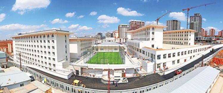 Başakşehir İstanbul'un vitrini eğitimin merkezi oldu