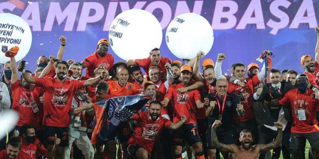 Başakşehir'de şampiyonluk kutlamaları - Yeni Akit