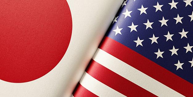 Japonya'dan ABD'ye rest
