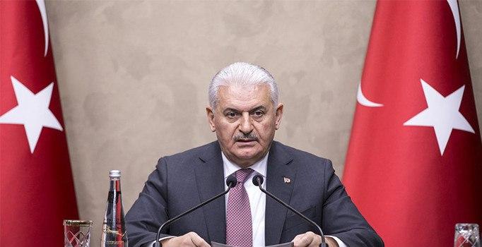 Başbakan Binali Yıldırım, Gürcistan'a gitti
