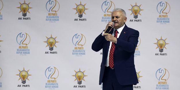 Başbakan Binali Yıldırım konuşuyor - CANLI