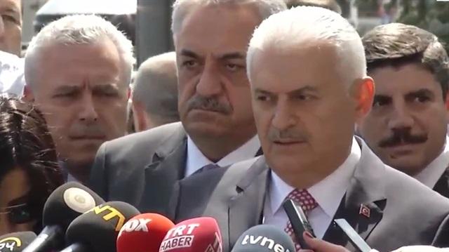 Başbakan Binali Yıldırım'dan YSK açıklaması!