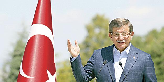 Başbakan Davutoğlu: Huzur günü olsun