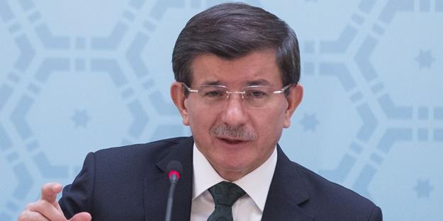 Davutoğlu'ndan flaş operasyon açıklaması