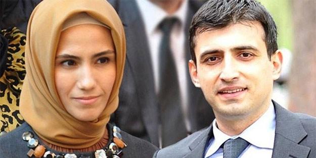 Erdoğan - Bayraktar çiftine sürpriz nikah şahidi