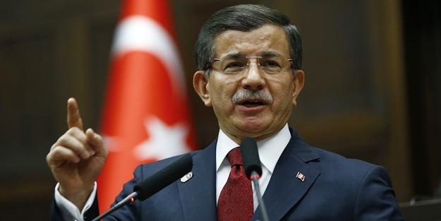 Başbakan Davutoğlu'ndan Rusya açıklaması!