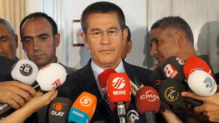 Başbakan Yardımcısı Canikli: Faşizan yaklaşımlarla amaçlarına ulaşamazlar