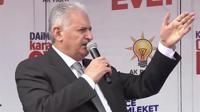 Başbakan Yıldırım: Kemal Kılıçdaroğlu 1 dakikada anlattı