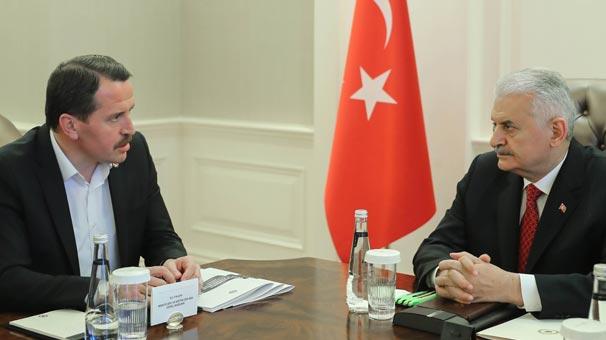Başbakan Yıldırım'a Memur-Sen'den ziyaret