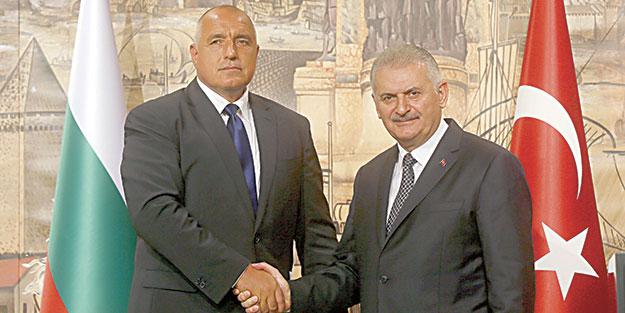Başbakan Yıldırım'dan AB'ye rest