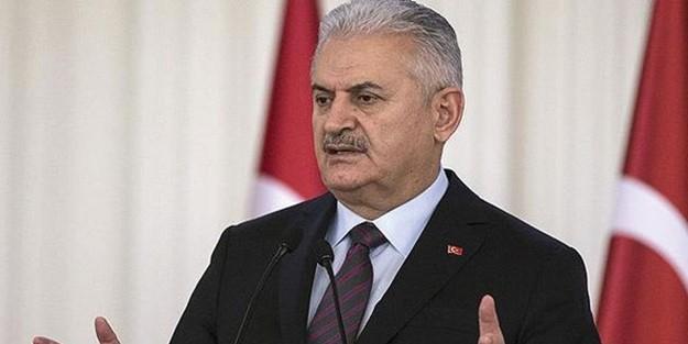 Başbakan Yıldırım'dan Devlet Bahçeli açıklaması!
