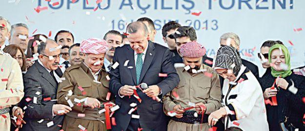 Başbakan, Bin 300 tesis ve hizmetin toplu açılışını yaptı