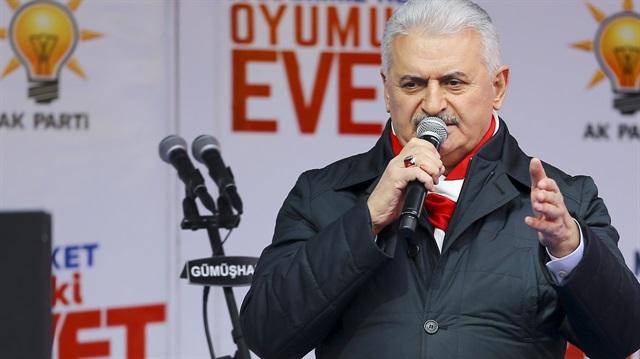 Başbakan'dan Deniz Baykal'ın sözlerine sert tepki